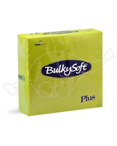 BulkySoft napkins Plus 38x38 2 play kiwi