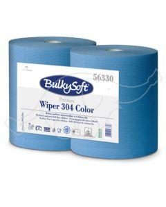 BulkySoft Wiper 304 tööstuslik rullrätik sinine 0,26x304m