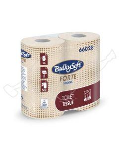 BulkySoft Forte Havana tualettpaber, 2-kih, 52,5m