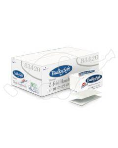BulkySoft Z-fold EasyPack Premium lehträtik 2-kih, 144tk/p