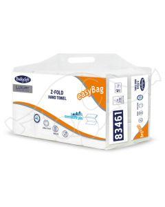 BulkySoft Z-fold Membrane Plus 3xlehträtik 140lehte/pakis