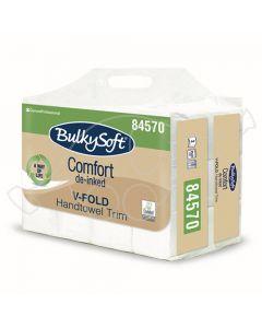 BulkySoft V-fold Comfort 2kih. lehträtik, 250lehte/pk