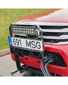 LED- töötuli 350mm kinnitusraamil Ficon
