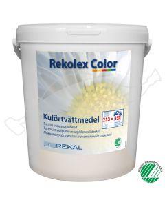 Rekal Rekolex Color 8kg pesupulber värvilisele pesule