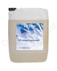 Rekal EW 5 CIP 10L tööstuslik leeliseline puhastusvahend