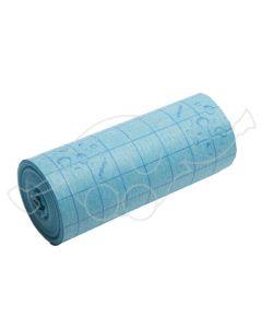 Vileda Quick n Dry seenrätik rullis sinine 25cm x 10m