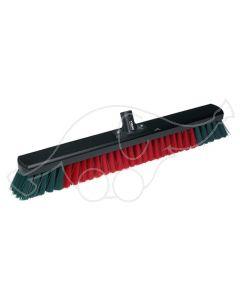 Vikan Garage Broom with socket 630mm, hard, black
