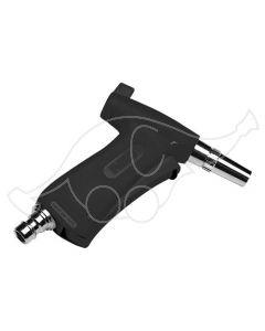 Vikan veepüstol 165mm, reguleeritava pihustiga otsik, must