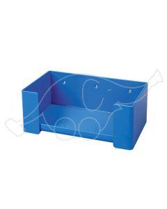 Kiehl 10L või 2x5L kanistri seinakinnitus, plastikust