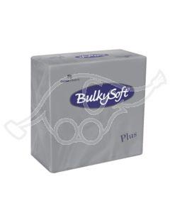 BulkySoft salvrätik 38x38 Plus 2-kih. hall 1440tk/kastis