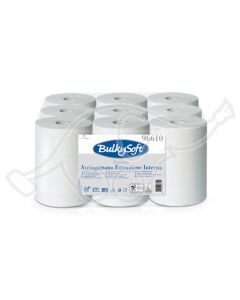BulkySoft Premium rullrätik hülsiga 2-kihiline, 60m