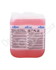 Kiehl Sanpurid-Citro 10L sidrunilõhnaline hüg.ruumide puhast