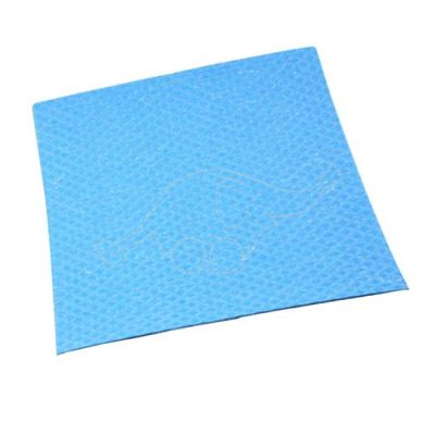 Sponge cloth 25x31cm blue