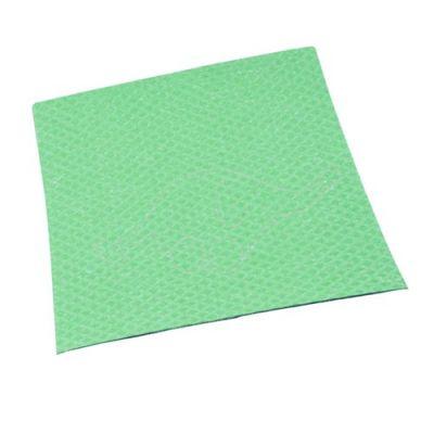 Sponge clothl 25x31cm GREEN