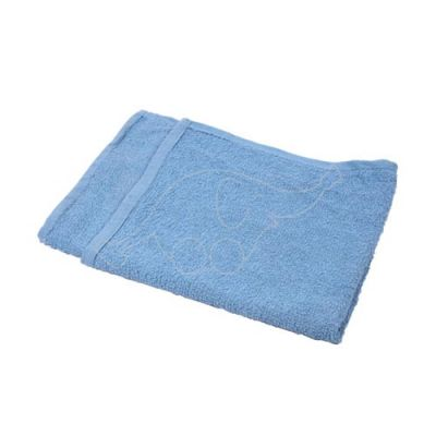 Floor cloth cotton 50x70cm blue