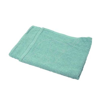 Floor cloth cotton  50x70cm green