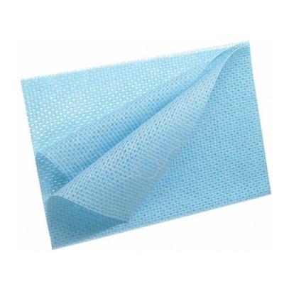 Antibacterial cloth 35x50cm blue