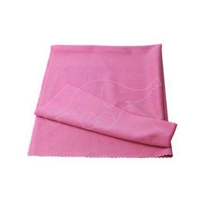 Novoclean window cloth 40x50cm pink fucsia