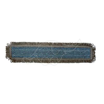 Micro velcromop thin 60cm blue/grey