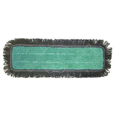Micro velcromop light 40cm, soft, green/grey