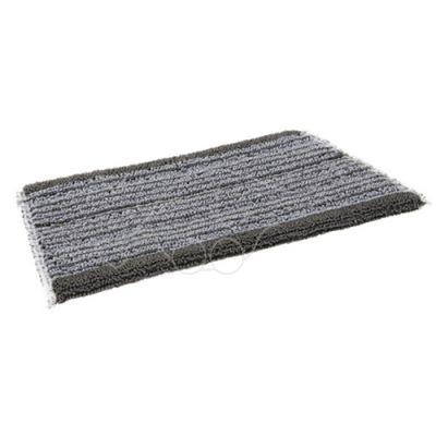 Vikan DampDry mop , Hook&Loop, 25cm, Grey