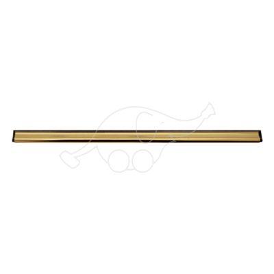 Brass channel 45cm soft rubber f/ swivel