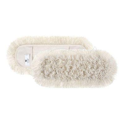 Dust mop head m/cotton light60cm pockets