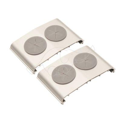 Rätihoidja komplekt alumiiniumist haakuvalustele 3001-3007