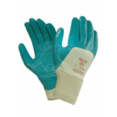 Easy Flex 47-200 nitrile/cotton glove size S/7 Ansell