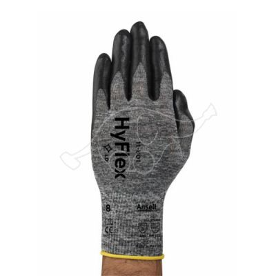 Nitrile Foam gloves HyFlex 11-801 sizeM/8  Ansell