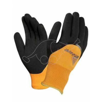 Hi-Viz Cold Weather glove, L/ 9 orange/black