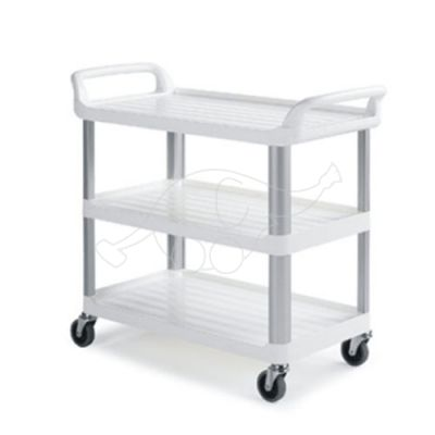 Shelf White 3 tier cart