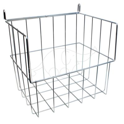 Wire Basket  XL for trolley 629466,  37x29x36cm