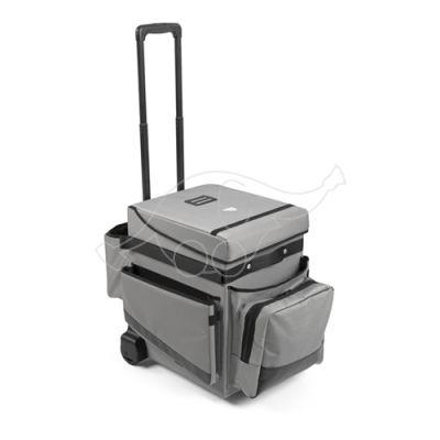 Koristustarvikute transportkäru/kohver H-Cube