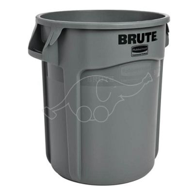 Konteiner Rubbermaid Round Brute 76L   hall