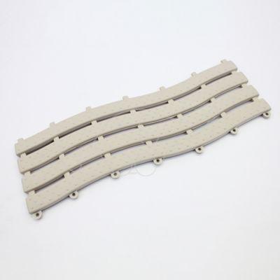 Wet area mat Ultima beige, width 58cm