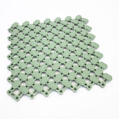 Wet area mat Lagune 9mm, green
