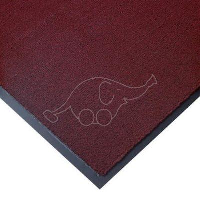 Entrance carpet Solett 60x90cm red