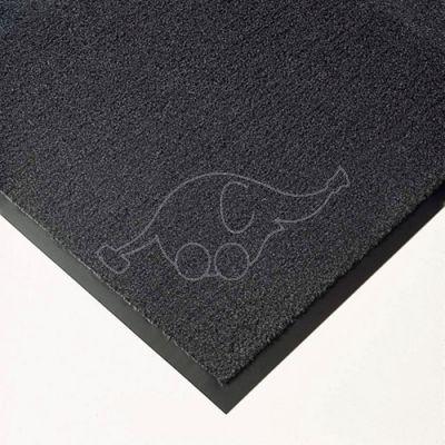 Entrance carpet Solett 90x150cm grey
