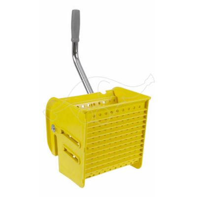 FLAT MOP- WRINGER - YELLOW COLOUR