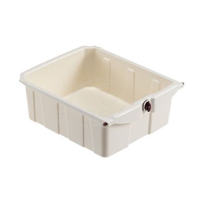 22-litre drawer with key (35x42x17cm)