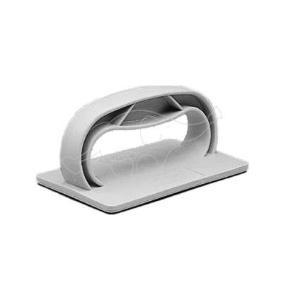 3M 961 Pad holder 80x120 plastic, grey