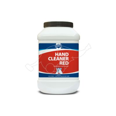 *Americol Hand cleaner red 4 ,5l jar