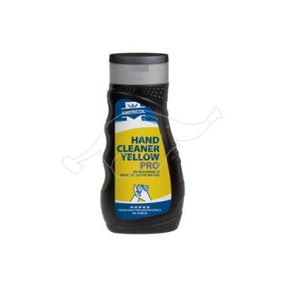 *Americol Hand cleaner yellow pro 300ml bottle