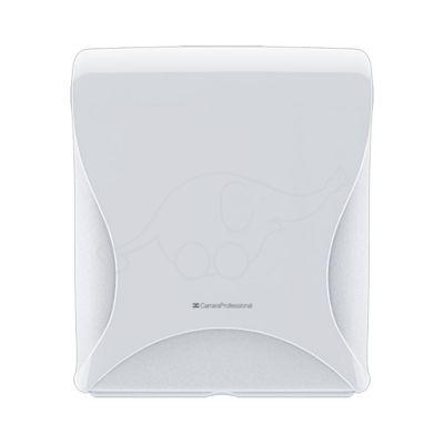 Essentia Multifold Handtowel Disp, WHITE