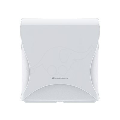 BulkySoft Essentia Compact lehträtikuhoidja, valge