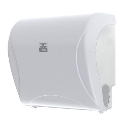 Essentia Autocut dispenser, white