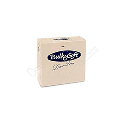 BulkySoft salvrätik 40x40cm, Airlaid, kreem 500tk/kastis