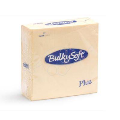 BulkySoft salvrätik 38x38 Plus 2-kih. kreem 1440tk/kastis