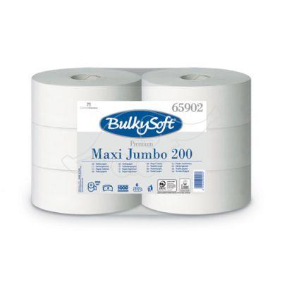 BulkySoft Classic Maxi Jumbo tualettpaber, 2-kih. 200m